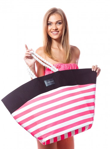 Стильная пляжная сумка Victoria's Secret