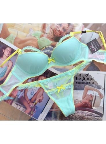 Комплект белья с Push Up из серии Victoria's Secret Darling