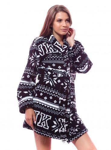 Плюшевый халат от Victoria's Secret PINK