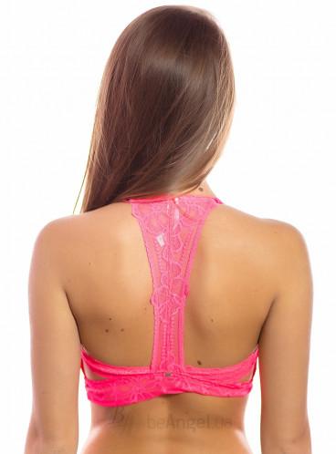 Кружевной топ из коллекции PINK от Victoria's Secret