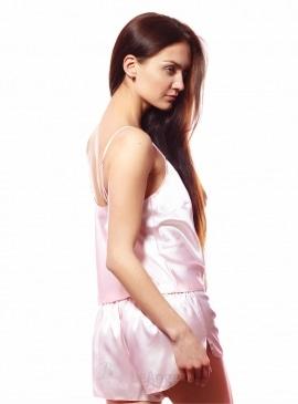 Сатиновая пижамка из коллекции Body by Victoria от Victoria's Secret