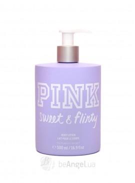 More about Увлажняющий лосьон PINK Sweet & Flirty