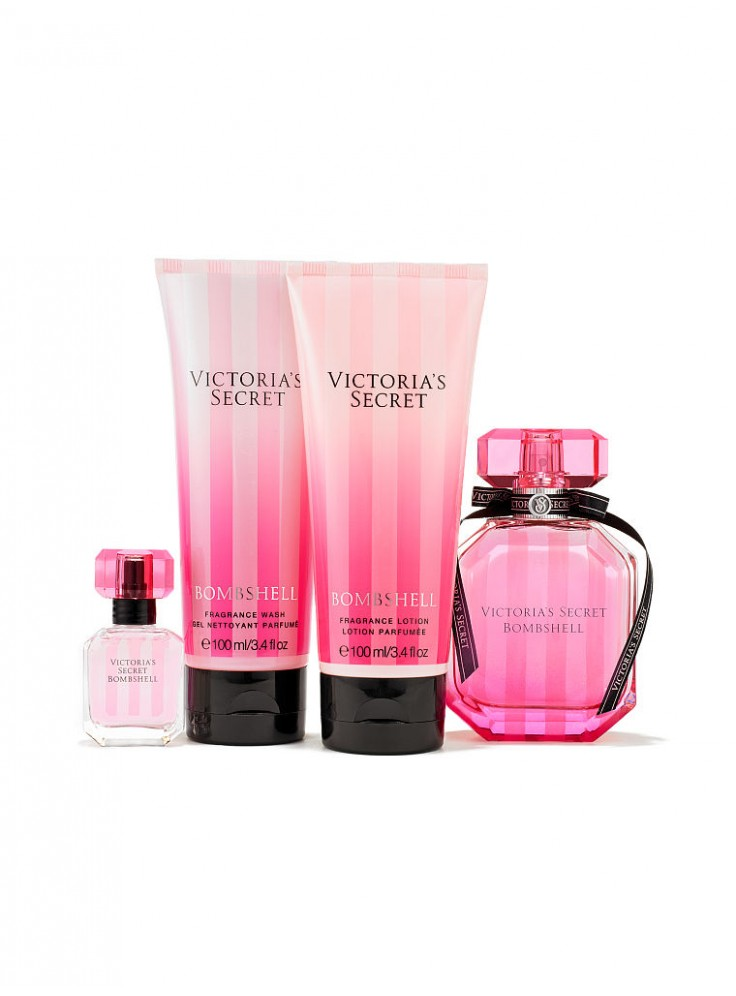 Подарочный набор косметики Victoria's Secret Bombshell Фото 1