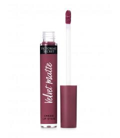 Матовая крем-помада для губ Drama из серии Velvet Matte от Victoria's Secret