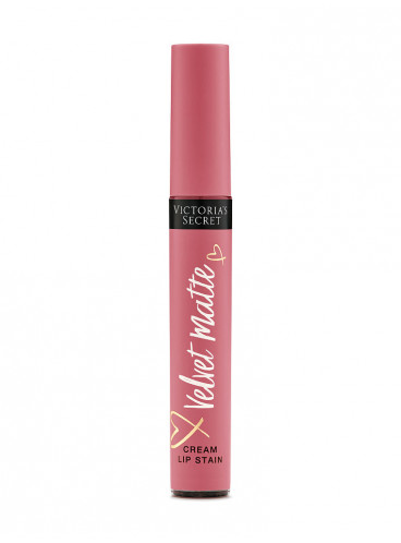 NEW! Матовая крем-помада для губ LOVE из серии Velvet Matte от Victoria's Secret