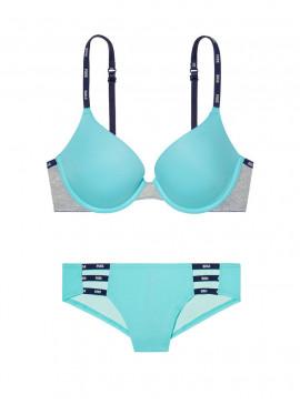 Комплект бeлья с Push-up от Victoria's Secret PINK