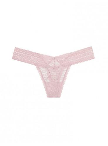 Кружевные трусики-стринги от Victoria's Secret