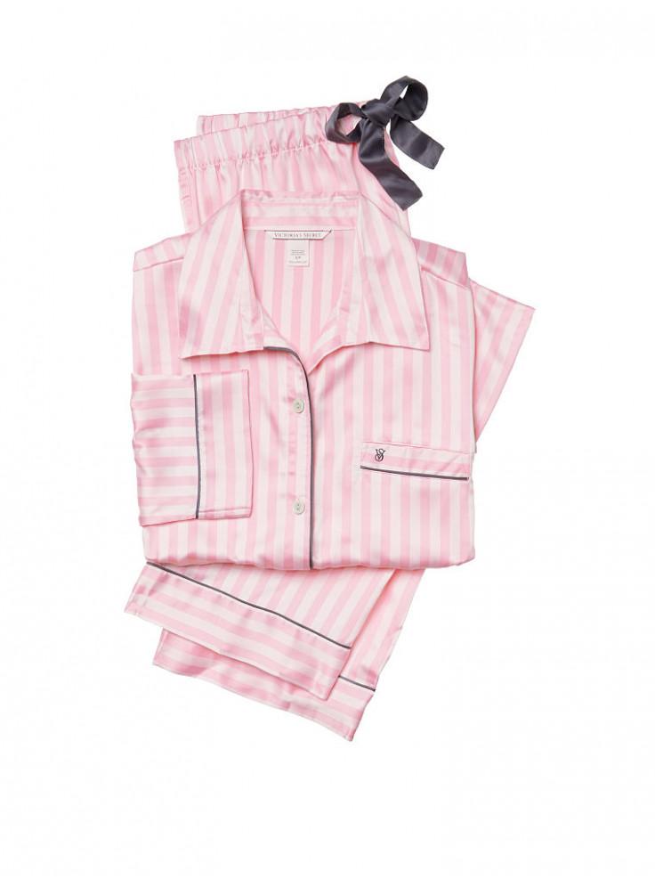 269104f97ae41 Купить Сатиновая пижама от Victoria's Secret 06980. Женское белье ...