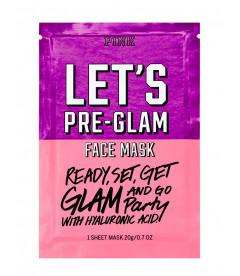 Mаска для лица Let's Pre-Glam из серии PINK