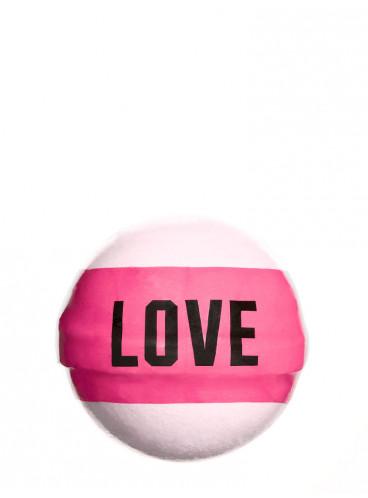 Бомбочка для ванны LOVE из серии PINK