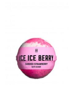 Бомбочка для ванны Candied Strawberry из серии PINK