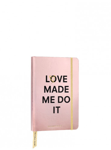 Блокнотик из коллекции LOVE Victoria's Secret