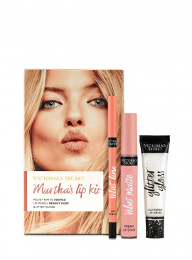 Наборчик для губ Adored от Victoria's Secret