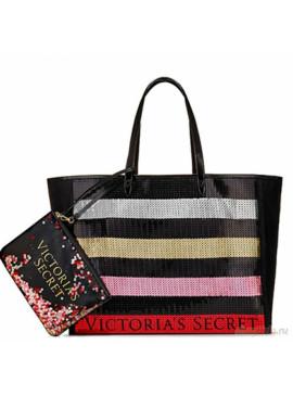 More about Стильная сумка + косметичка в ПОДАРОК Victoria's Secret