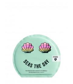 Омолаживающая маска для лица Seas the Day из серии PINK
