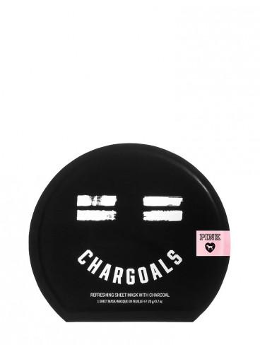 Совершенствующая маска для лица Chargoals из серии PINK