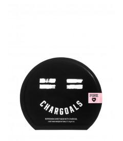 Освежающая маска для лица Chargoals из серии PINK