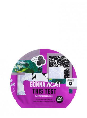 Mаска для лица Gonna Acai This Test из серии PINK