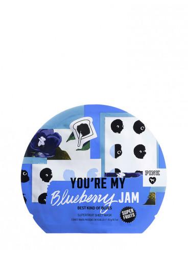 Mаска для лица Youre My Blueberry Jam из серии PINK