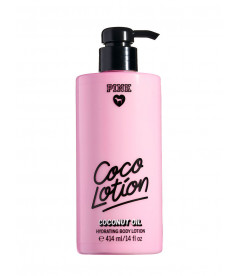 Увлажняющий лосьон для тела Coconut Oil из серии PINK