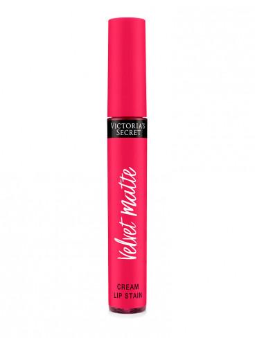 NEW! Матовая крем-помада для губ Showstopper из серии Velvet Matte от Victoria's Secret