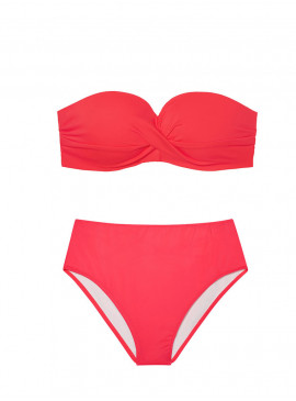New! Купальник-бандо с Push-up Victoria's Secret PINK