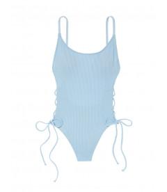 Стильный рифленый купальник-монокини Victoria's Secret PINK