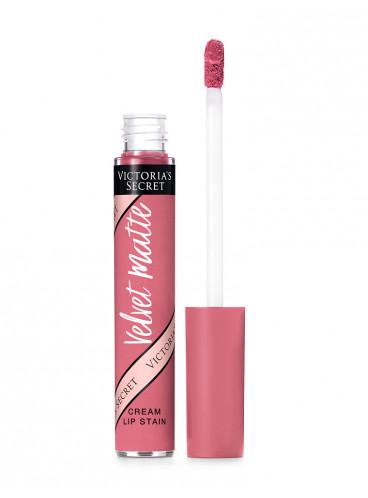 NEW! Матовая крем-помада для губ Bombshell Seduction из серии Velvet Matte от Victoria's Secret