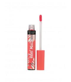 Матовая крем-помада для губ Wild Palm из серии Velvet Matte от Victoria's Secret
