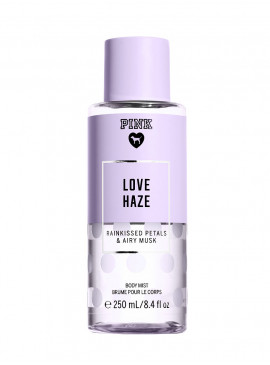 More about Спрей для тела PINK Love Haze (body mist)