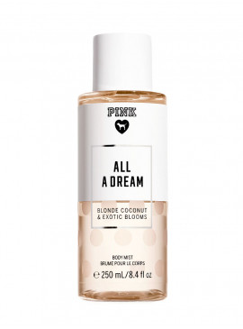 Спрей для тела PINK All A Dream (body mist)