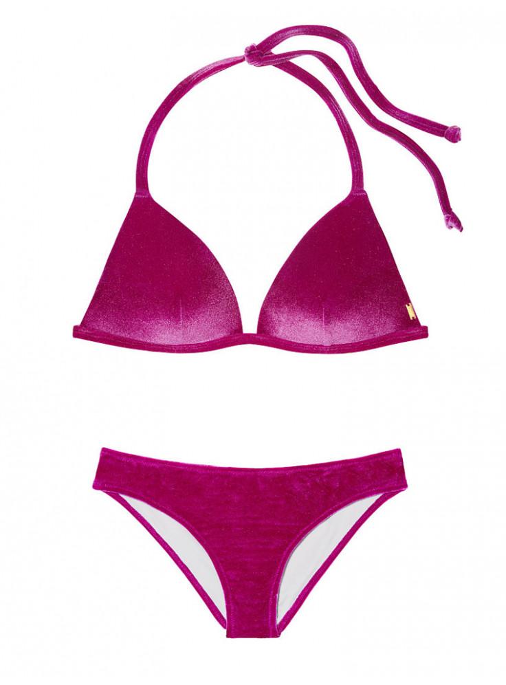 28c535b637199 Купить Бархатный купальник с Push-Up Victoria's Secret PINK 07647 ...