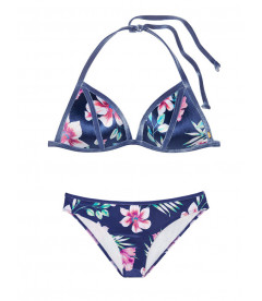 Бархатный купальник с Push-Up Victoria's Secret PINK