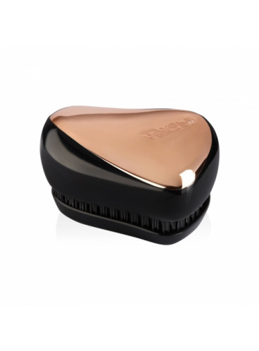 Расческа Tangle Teezer Compact Styler Rose Gold Black