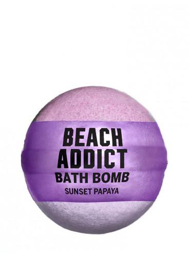 Бомбочка для ванны Beach Addict: Sunset Papaya из серии PINK