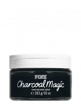 More about Очищающий скраб для тела Charcoal Magic из серии PINK