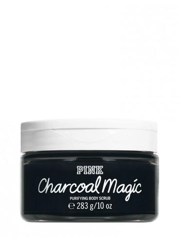 Очищающий скраб для тела Charcoal Magic из серии PINK
