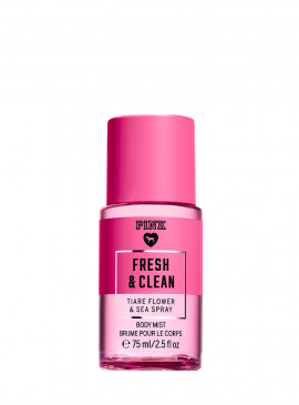 Мини-спрей для тела PINK Fresh & Clean Victoria's Secret PINK
