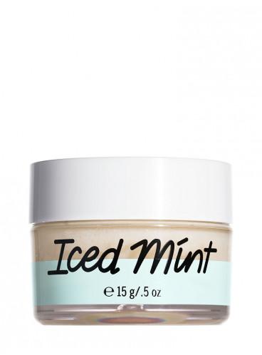 Полирующий сахарный скраб для губ Iced Mint из серии VS PINK