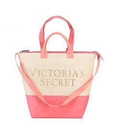 2 в1: Стильная пляжная сумка и кулер от Victoria's Secret
