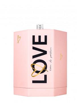 Набор косметики Victoria's Secret LOVE в подарочной коробке
