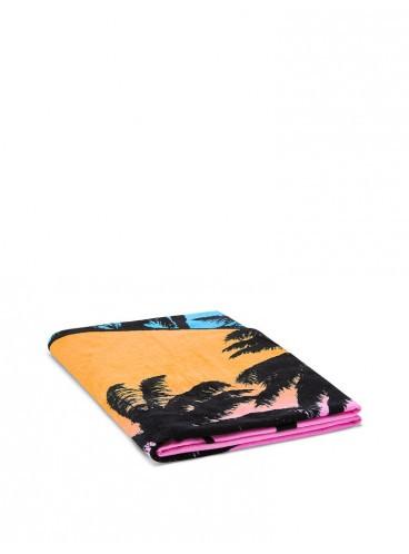 Круглый пляжный плед от Victoria's Secret PINK