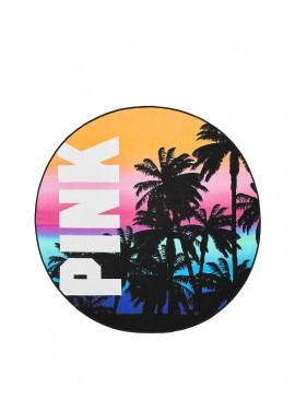 More about Круглый пляжный плед от Victoria's Secret PINK