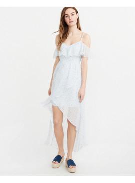 Воздушное платье Abercrombie & Fitch