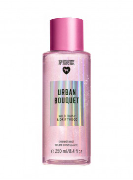 Фото Спрей для тела Urban Bouquet Shimmer Limited edition (shimmer mist)