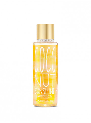 Спрей для тела Coconut Sunshine On The Island из серии Summer Vacation (fragrance body mist)