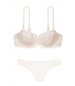 Кружевной комплект белья Unlined Uplift из серии Dream Angels от Victoria's Secret