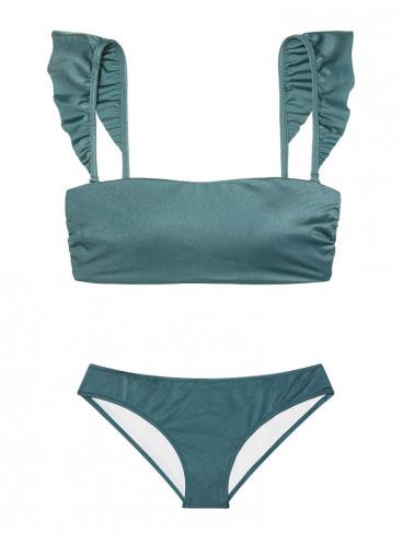 Кокетливый купальник-бандо от Victoria's Secret PINK