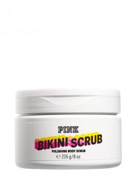 Полирующий скраб для тела BIKINI SCRUB из серии PINK