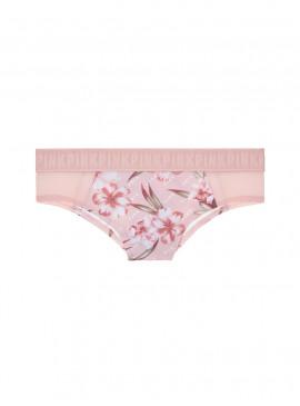 Хлопковые трусики-чикстер от Victoria's Secret PINK